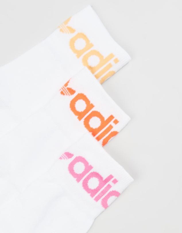 Women Fold Cuff Crew Socks