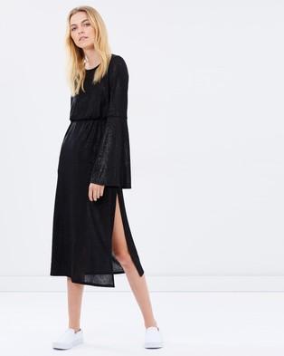 Steele – Tate Dress Black