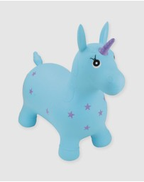 Happy Hopperz - Happy Hopperz Turquoise Unicorn
