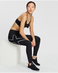 2XU - Run Mid-Rise Dash Comp Tights
