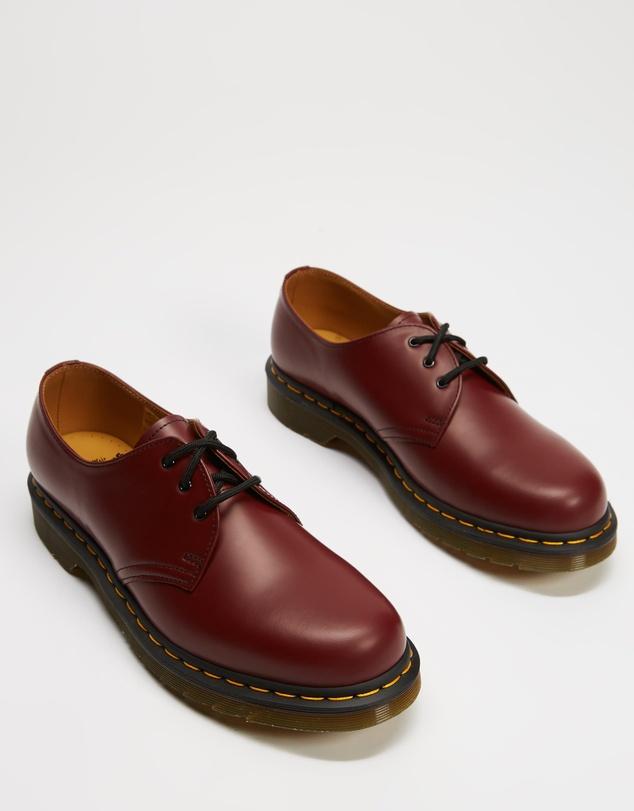 Women 1461 Smooth 3-Eye Shoes - Unisex