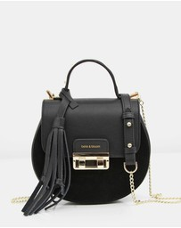 Belle & Bloom - Belmore Exchange Leather Handbag