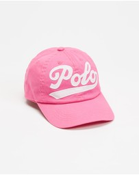 Polo Ralph Lauren - Chino Twill Polo Hat - Teens