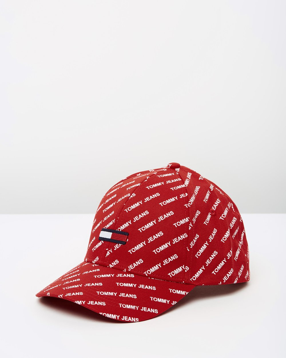 Tommy Jeans Printed Flag Cap by Tommy Jeans Online  4f6946896d