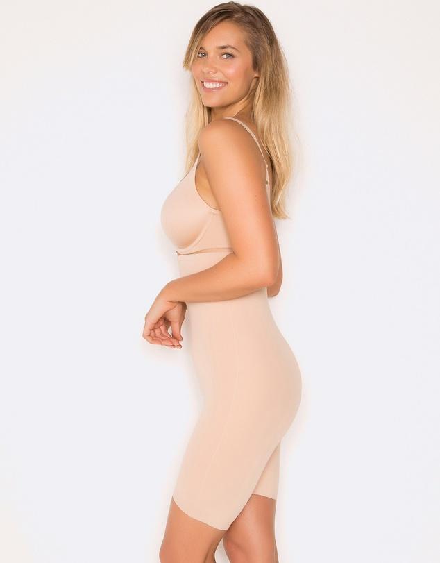 Women Second Skin High Waist Thigh Shaper