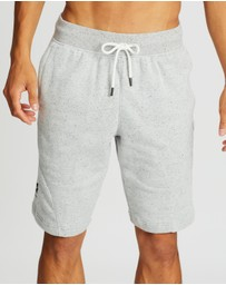 Under Armour - Speckled Fleece Shorts