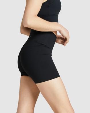 Rockwear Supplex?« Scrunch Bum Bike Shorts - Sports Bras (BLACK)
