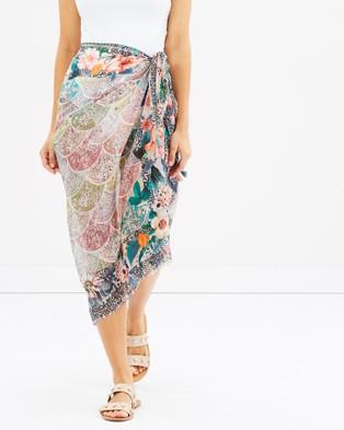 JETS – Gypsy Tassel Sarong – Swimwear Sun Kiss