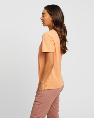 Bonds Originals Crew Tee   Women's - Short Sleeve T-Shirts (Babycino)