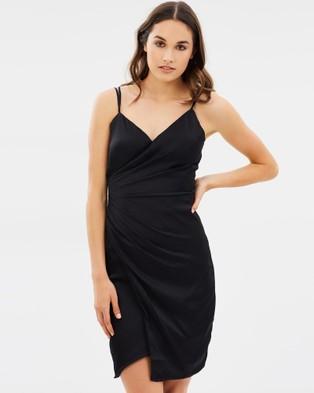 Lumier – Woman On The Run Dress Black