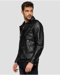 Replay - Replay Leather Jacket