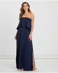 CHANCERY - Kristen Strapless Maxi Dress