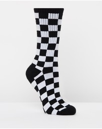 Vans - Checkerboard II Crew Socks