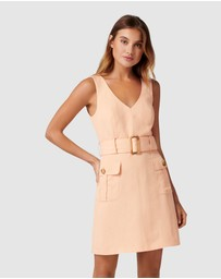 Forever New - Sasha Belted Safari Dress