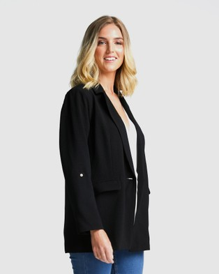 Stella Genius Jacket - Blazers (Black)