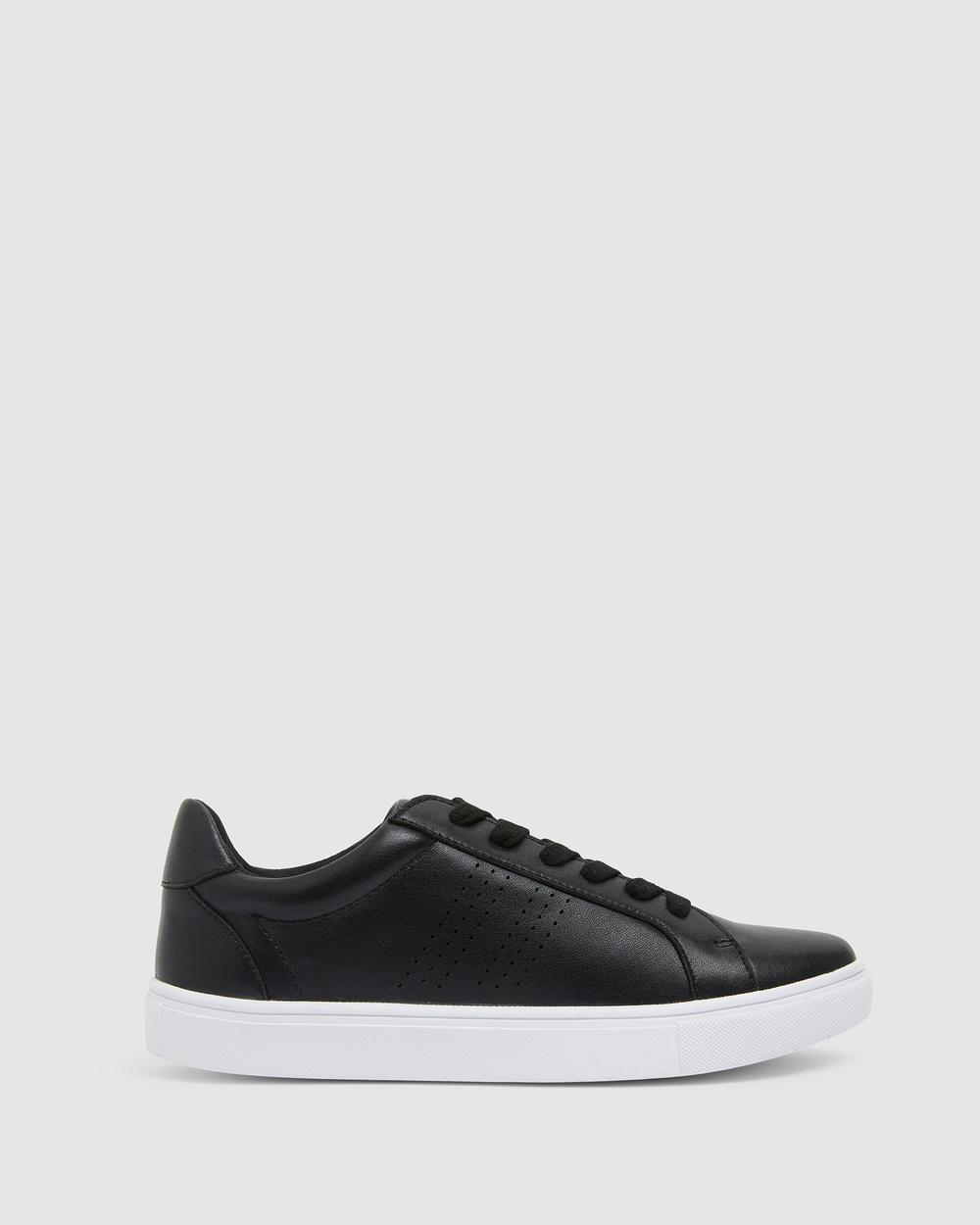 Sandler Shazam Lifestyle Sneakers Black Australia