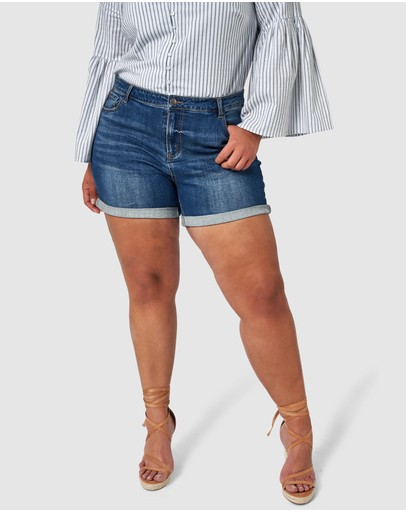 Indigo Tonic - Molly Boyfriend Short