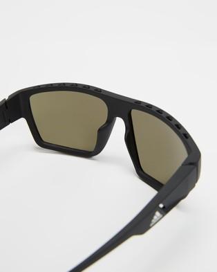 adidas Performance SP0008 - Sunglasses (Black)