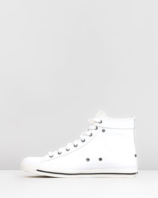 Diesel Exposure I Sneakers   Men's - Sneakers (White)