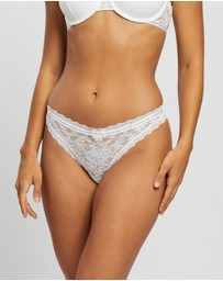 Calvin Klein - CK One Lace Thong