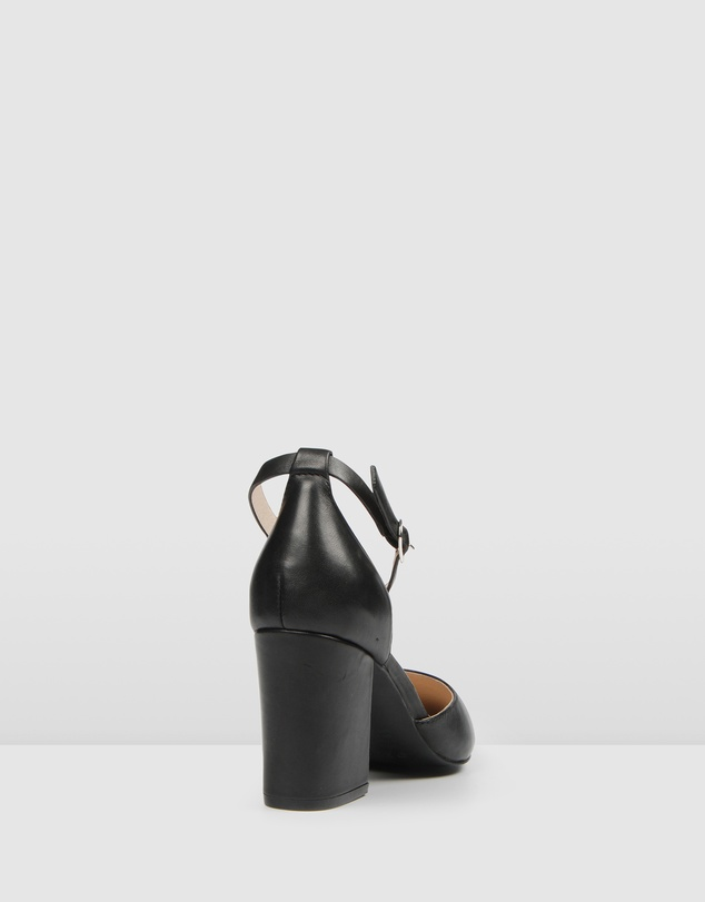 Jo Mercer - Phoebe Mid Heel Shoes
