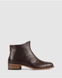 Beau Coops - Beau5 Montone Leather Boots