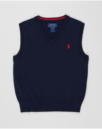 Polo Ralph Lauren - Sweater Vest Top - Kids