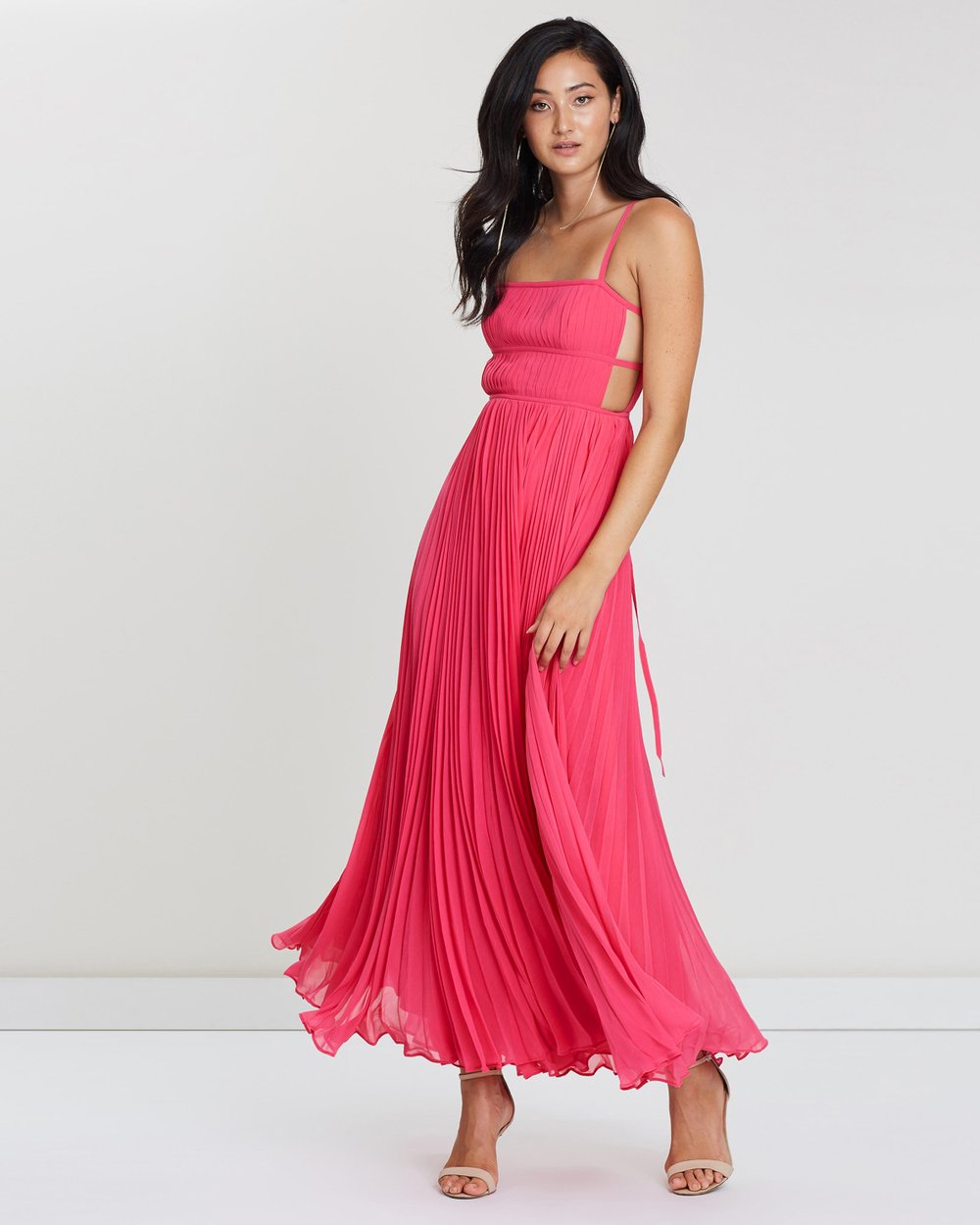0999a78f58f28 The Erina Dress by Fame & Partners Online | THE ICONIC | Australia