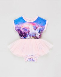 Rock Your Baby - ICONIC EXCLUSIVE - Magic In The Air Circus Dress - Babies