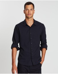 Wings + Horns - Officer Shirt