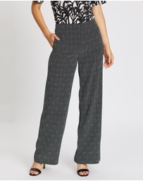 David Lawrence - Aerin Silk Pants