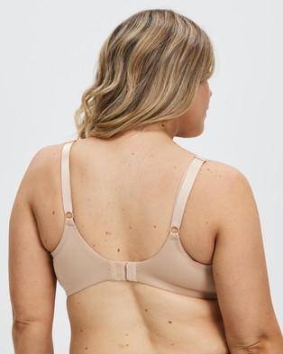 Berlei - UnderState Non Contour Bra Underwire Bras (Nude 2)