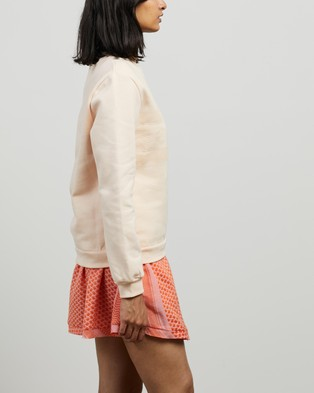 Cecilie Copenhagen - Manila Sweater Sweats (Skin)