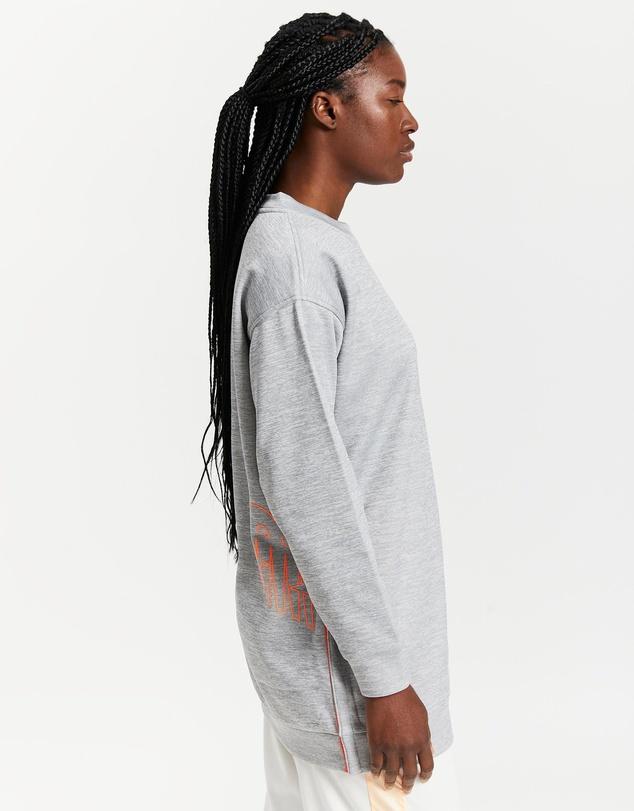 Women Achiever Train Fleece Sweatshirt