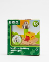 BRIO - My First Railway Bell Signal