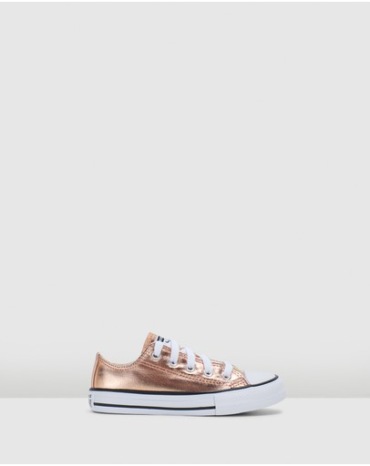 Converse - Chuck Taylor All Star Metallic Ox Youth