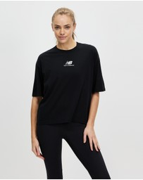 New Balance - NB Athletics Collide Short Sleeve Tee