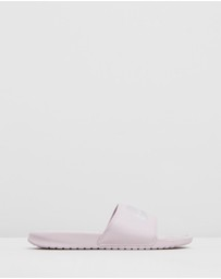 Nike - Benassi Just Do It Slides - Women's