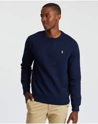 Polo Ralph Lauren - Lightweight Athletic Fleece Sweatshirt