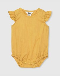 Cotton On Baby - Lola Playsuit - Babies