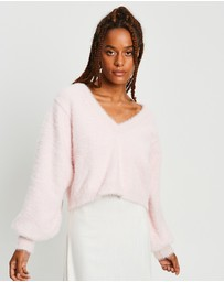 Savel - Tara V Neck Jumper