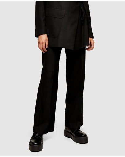 TOPSHOP - Menswear Style Trousers