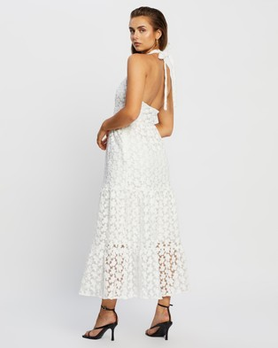 Mossman The Meadow Maxi - Dresses (White)