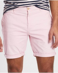 Scotch & Soda - Stretch Chino Shorts