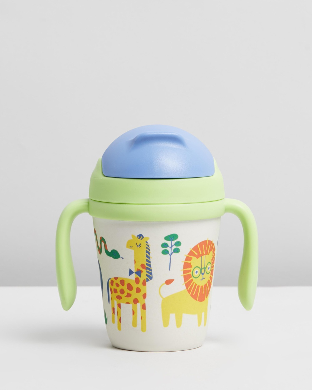 Penny Scallan Bamboo Sippy Cup Home Wild Thing