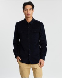 Staple Superior - Pioneer LS Corduroy Shirt
