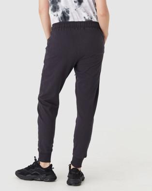 Jac & Mooki Scarlet Sweat Pant - Sweatpants (vintage black)