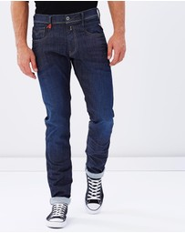 Replay - Hyperflex Anbass Slim-Fit Jeans