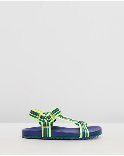 crewcuts by J Crew - Striped Teva Sandals - Babies-Kids