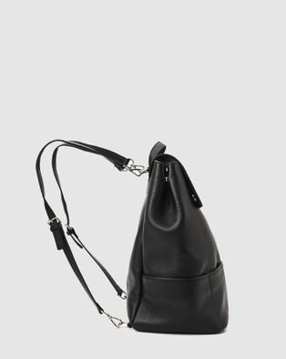 Nakedvice The Cruz Backpack - Backpacks (Black)